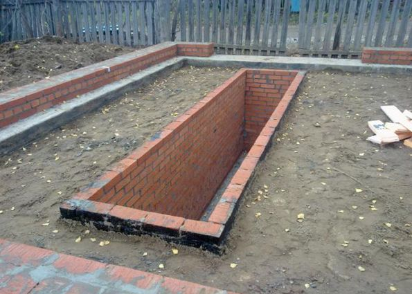 Do It Yourself Brick Garage How To Build A Brick Garage